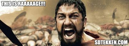 This Is Tekken Rage
